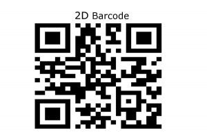 2D barcodes, what it is and why do we need it for