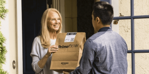 Amazon home delivery