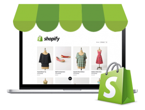 It is easy to open and set up a Shopify store