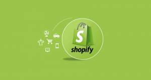 One of the largest eCommerce selling platforms - Shopify