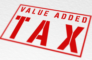 How does the Value Added Tax (VAT) affect online businesses