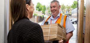 Royal Mail trusted delivery