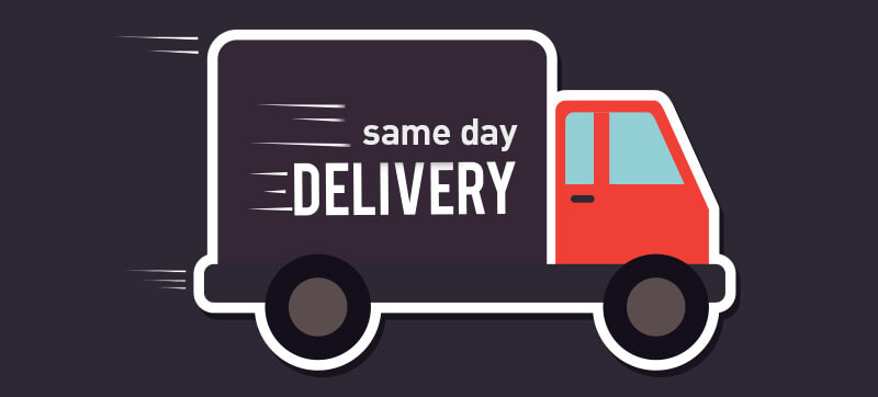 Customer delivery expectations