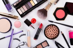 less money on shipping when selling make-up