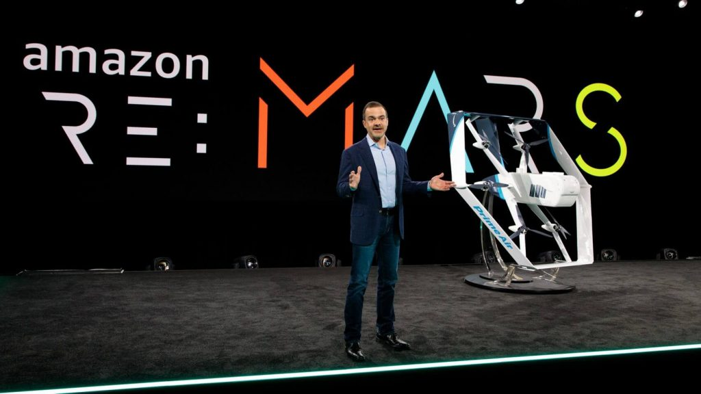 The future is now: Amazon Prime Air closer to its drone delivery solution