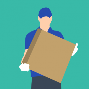 How does parcel tracking work?