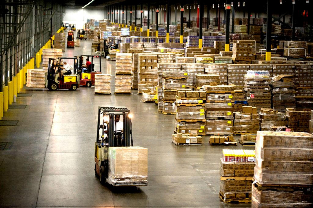 Warehousing conditions