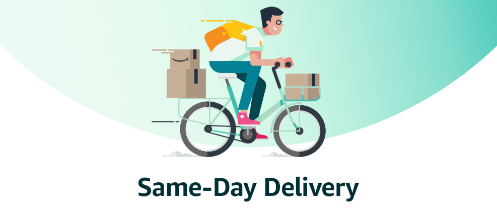 same-day delivery
