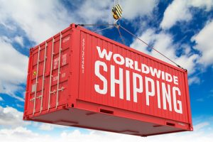 international shipping company worldwide shipping
