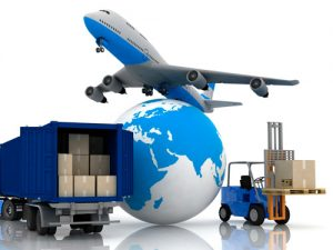 international shipping via air