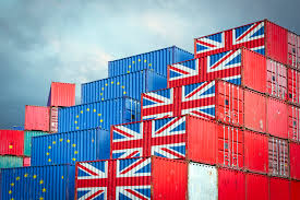 brexit shipping containers