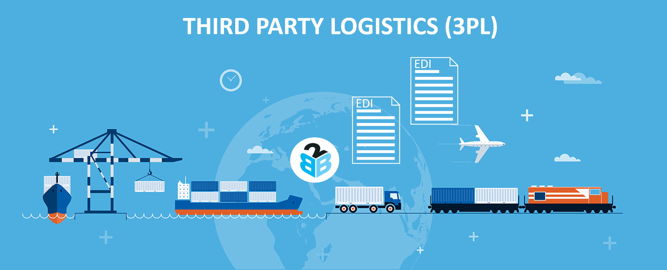 The benefits of using a third party logistics company